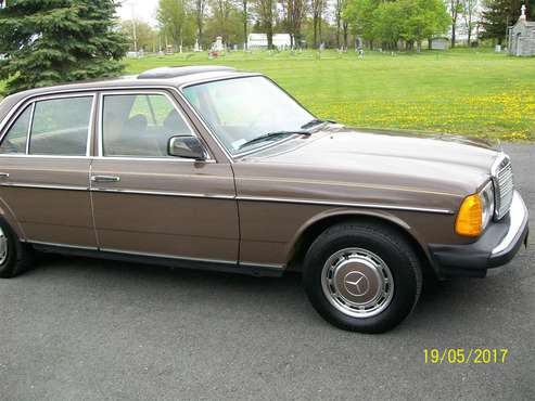 1979 Mercedes-Benz 300D for sale in Cape Vincent, NY