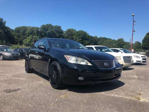 "2009 LEXUS ES 350/ 20"" RIMS/ FOG LIGHTS/ $500 DOWNPAYMENT for sale in Mableton, GA"