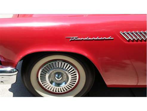 1957 Ford Thunderbird for sale in Charleston, IL