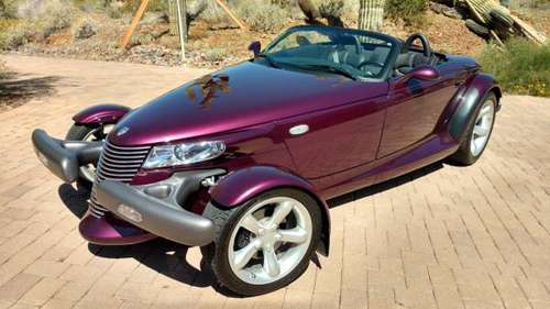 1999 plymouth prowler for sale in Jordan, MN