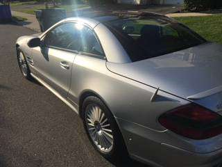 2003 Mercedes SL55 AMG for sale in North Brunswick, NY