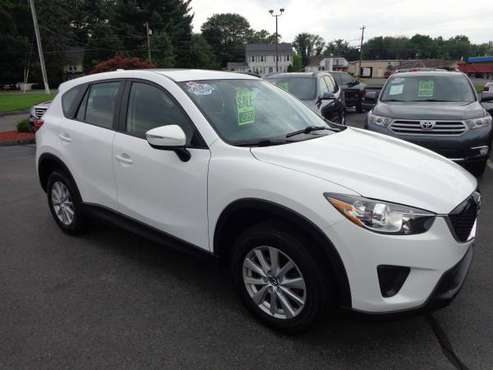 ****2015 MAZDA CX-5 GT SPORT-AWD-98K-NEW TIRES/BRAKES-LOOKS/DRIVES110% for sale in East Windsor, MA