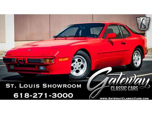 1985 Porsche 944 for sale in O'Fallon, IL