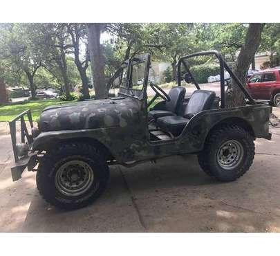 1956 Jeep CJ5 - Off-road / Offroad for sale in Austin, TX