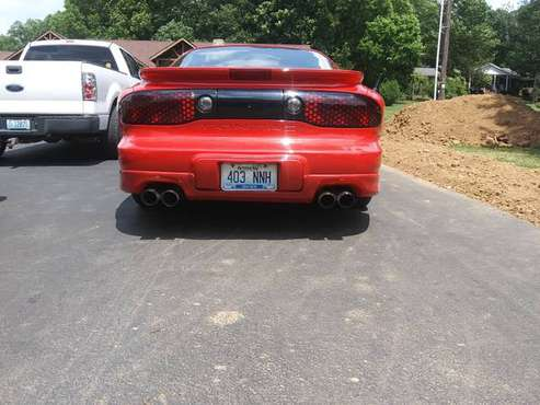 1998 Pontiac Firebird for sale in Munfordville, KY