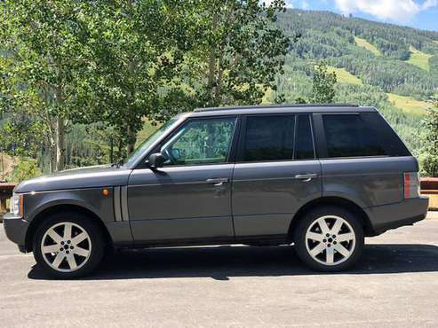 Land Rover Range Rover HSE V8 AWD for sale in Vail, CO