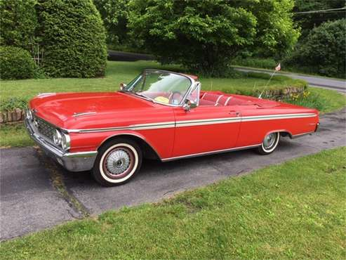 1962 Ford Galaxie 500 Sunliner for sale in Johnstown , PA