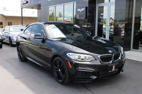 2016 BMW 2-Series AWD All Wheel Drive 228i xDrive M-SPORT PKG Coupe for sale in Bellingham, WA