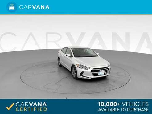2018 Hyundai Elantra SEL Sedan 4D sedan Silver - FINANCE ONLINE for sale in Indianapolis, IN