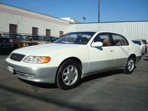 1996 LEXUS GS300 SUPER CLEAN!! 101K ONLY!! GS 300 for sale in Los Angeles, CA