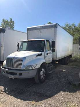 2007 International 4200 VT365 Box Truck for sale in The Colony, TX