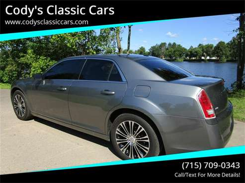 2012 Chrysler 300 for sale in Stanley, WI