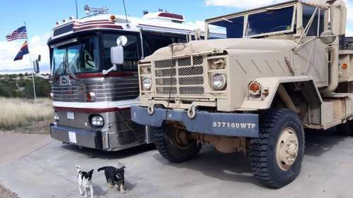 M923 AM General 6x6 Military for sale in Seligman, AZ