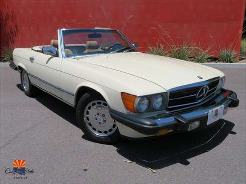 1986 Mercedes-Benz 560 for sale in Tempe, AZ