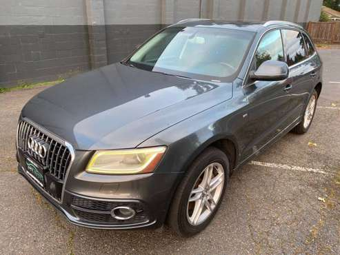 2013 Audi Q5 All Wheel Drive 3.0T quattro Premium Plus AWD 4dr SUV -... for sale in Lynnwood, WA