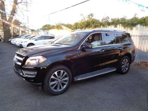 2015 Mercedes-Benz GL450 / 82,510 Miles / $99 PER WEEK - cars &... for sale in Rosedale, NY