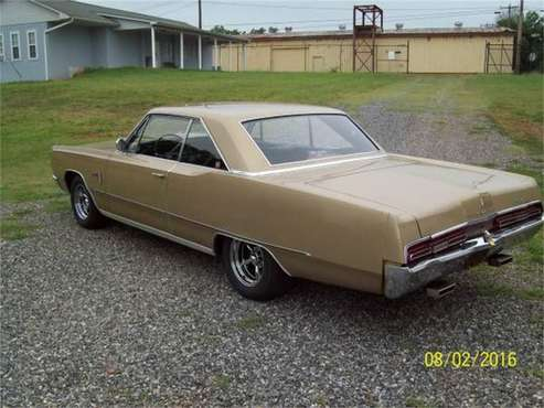 1967 Plymouth Sport Fury for sale in Cadillac, MI