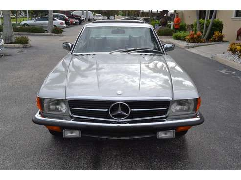 1979 Mercedes-Benz 450SLC for sale in Delray Beach, FL
