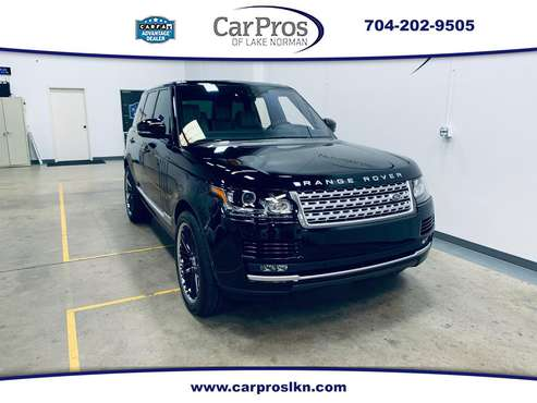 2017 Land Rover Range Rover for sale in Mooresville, NC