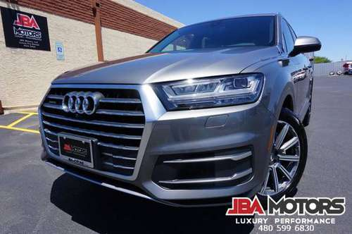 2017 Audi Q7 Premium Plus 3.0T Quattro AWD for sale in Mesa, AZ