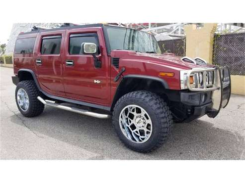 2003 Hummer H2 for sale in Cadillac, MI
