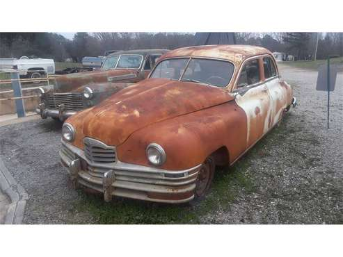 1948 Packard 110 for sale in Midlothian, TX