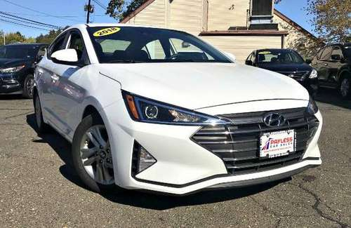 2019 Hyundai Elantra - - cars & trucks - by dealer - vehicle... for sale in south amboy, NJ