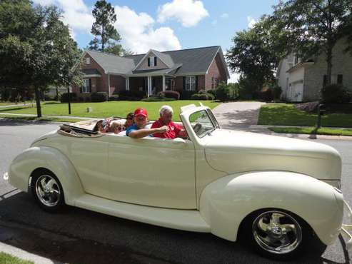 1940 Ford Convertible Coupe for sale in Leland, NC