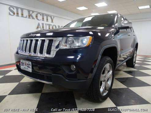 2011 Jeep Grand Cherokee Overland 4x4 Overland 4dr SUV - AS LOW AS... for sale in Paterson, NJ