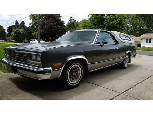 1985 Chevrolet El Camino for sale in Eagle, MI
