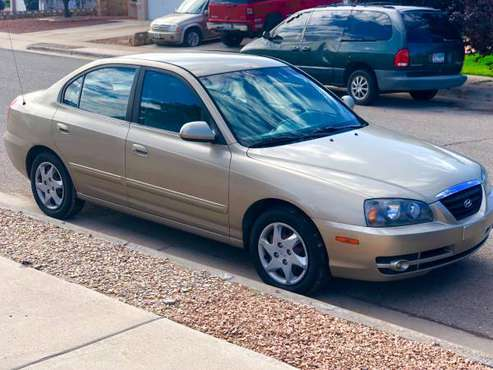 2006 Hyundai Elantra !!low miles clean!!! for sale in El Paso, TX