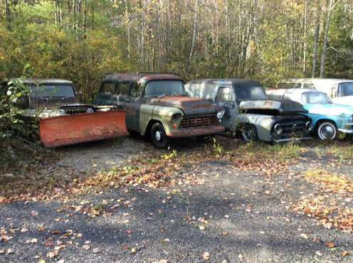 1955-1977 Chevy Suburbans for sale in Kennebunkport, ME