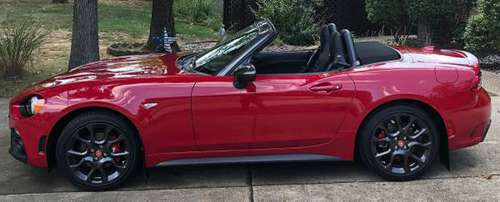 2018 Fiat Spider Abarth for sale in Shepherdsville, KY