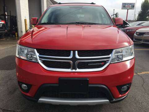 2013 Dodge Journey R/T AWD---76K Miles---LOADED---ONLY $749 DOWN!!! for sale in Dearborn, MI