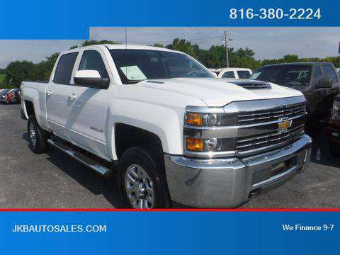 2017 Chevrolet Silverado 2500 HD Crew Cab 4WD LT Pickup 4D 6 1/2 ft Tr for sale in Harrisonville, MO