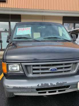 2006 Ford E-350 - cars & trucks - by owner - vehicle automotive sale for sale in Vancouver, OR