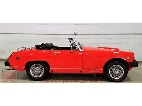 1976 MG Midget for sale in Whiteland, IN