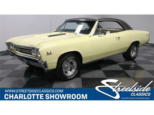 1967 Chevrolet Chevelle for sale in Concord, NC