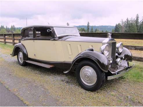 1936 Rolls-Royce Phantom for sale in Santa Barbara, CA