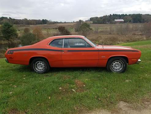 1972 Plymouth Duster for sale in North Woodstock, CT