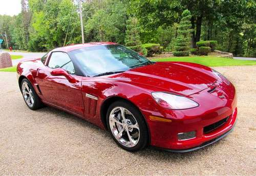 2011 Corvette Gran Sport for sale in Bella Vista, AR