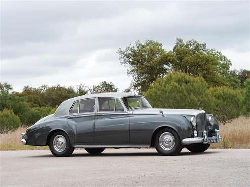 1957 Bentley S1 for sale in Monteira