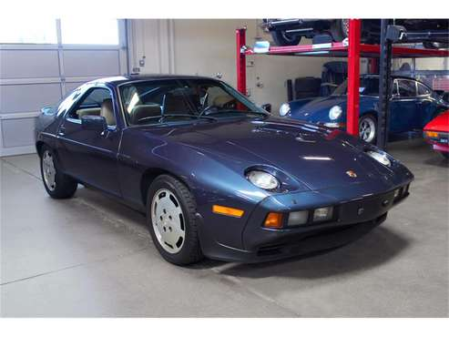 1986 Porsche 928S for sale in San Carlos, CA