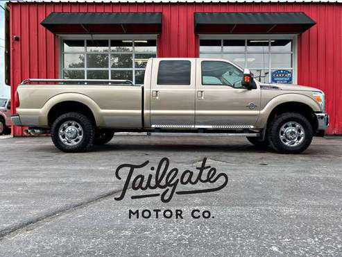 2014 Ford F250 Super Duty Crew Cab Lariat Pickup 4D 8 ft Family... for sale in Fremont, NE