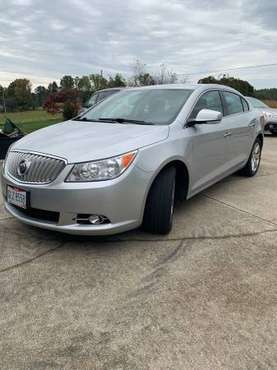 2012 BUICK LACROSSE for sale in Mogadore, OH
