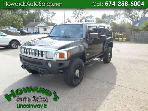2006 HUMMER H3 Sport Utility for sale in Mishawaka, IN