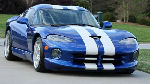 1997 Dodge Viper GTS - cars & trucks - by owner - vehicle automotive... for sale in Ogden, UT