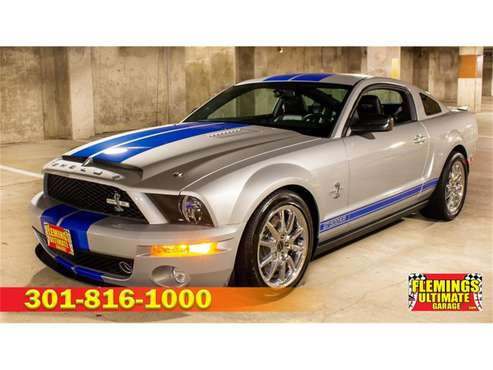 2008 Shelby GT500 for sale in Rockville, MD