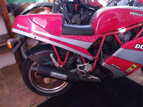 1990 Ducati Motorcycle for sale in Cadillac, MI