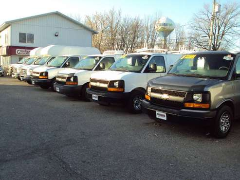 CARGO VANS and BOX TRUCK - $1 - cars & trucks - by dealer - vehicle... for sale in Waite Park MN, MN